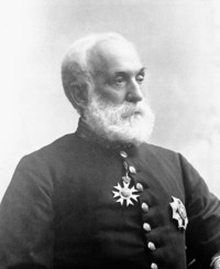 Original title:  Sir Mackenzie Bowell (1823-1917)