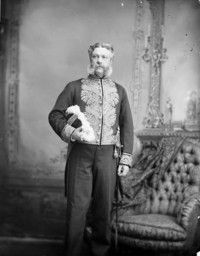 Original title:  Lieut. Gov. Edgar Dewdney.