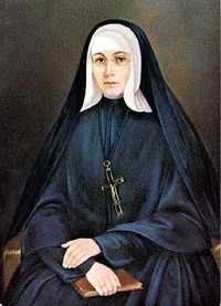 Titre original :    Description English: A painting of Canadian nun Eulalie Durocher, also known by her religious name Marie-Rose Durocher. It replicates an earlier painting by Théophile Hamel. Date 12:49, 9 May 2010 (UTC) Source Centre Marie-Rose (http://www.snjm.org/EnglishContent/mrosearteng.htm) Author Carisima Dabrowska Permission (Reusing this file) Appears to have been made prior to Durocher's death in 1849, and therefore it is to be reasonably expected that the author has been dead for 100 years and the work has entered the public domain.