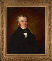 Original title:  Portrait of the Honourable Henry Ruttan (1792-1871)
