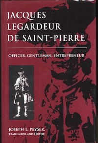 Original title:  	Jacques Legardeur De Sainte-Pierre