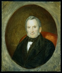 Original title:  Portrait of Georges-Barthélemi Faribault.