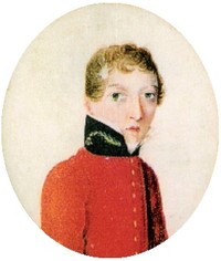 Original title:    Description English: Miniature portrait of James Barry, painted between 1813 and 1816, before his first posting abroad. Date 1813-16 Source http://www.samj.org.za/index.php/samj/article/viewFile/130/425 Author Unknown Permission (Reusing this file) Public domain