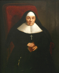 Original title:  File:Rosalie Cadron-Jetté (portrait by Marie Perras).PNG - Wikimedia Commons