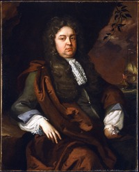 Titre original :    Description English: Portrait of Sir John Berry by Michael Dahl (1659-1743) Date circa 1689(1689) Source This image is available from Library and Archives Canada under the reproduction reference number C-151647 and under the MIKAN ID number 1192860 This tag does not indicate the copyright status of the attached work. A normal copyright tag is still required. See Commons:Licensing for more information. Library and Archives Canada does not allow free use of its copyrighted works. See Category:Images from Library and Archives Canada. Author Michael Dahl, 1659-1743 Permission (Reusing this file) This is a faithful photographic reproduction of an original two-dimensional work of art. The work of art itself is in the public domain for the following reason: Public domainPublic domainfalsefalse This image (or other media file) is in the public domain because its copyright has expired. T