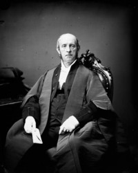 Original title:  Hon. David Christie, (Speaker of the Senate) b. Oct. 1818 - d. Dec. 15, 1880.