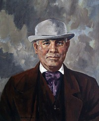 Original title:    Description English: Painting of David Fife, the developer of Red Fife Wheat Date 18 June 2010(2010-06-18) Source Own work Author Ic3b3rg