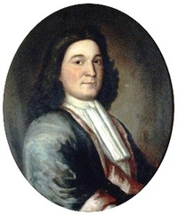 Titre original :    Description A portrait of Sir William Phips, first royal governor of the Province of Massachusetts Bay. Date circa 1687-1694 Source http://www.salemstate.edu/~ebaker/Phipsweb/phiportrait.jpg ; additional provenance available here Author Thomas Child Permission (Reusing this file) see below Other versions William_Phips_3.jpg