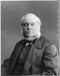 Original title:  Photograph Dr. Charles Smallwood, Montreal, QC, 1872 William Notman (1826-1891) 1872, 19th century Silver salts on glass - Wet collodion process 17 x 12 cm Purchase from Associated Screen News Ltd. I-73424 © McCord Museum Keywords:  male (26812) , Photograph (77678) , portrait (53878)