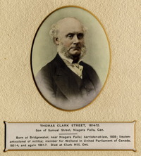 Titre original :  Portrait of Thomas Clark Street, 1814-1872; Author: Uknown; Author: Year/Format: 1913, Picture
