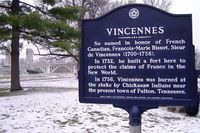 Titre original :  Fort Vincennes