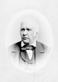 Titre original :  Delino D. Calvin, Member for Frontenac, Ontario Legislative Assembly.