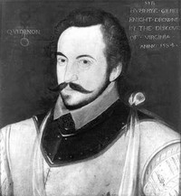 Titre original :    Sir Humphrey Gilbert, ca. 1584