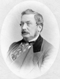 Original title:  Liberal Convention - F.W. Cumberland, Member for Algoma, Ontario Legislative Assembly.