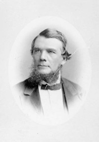 Original title:  Hon. Peter Gow, Member of the Ontario Legislative Assembly for S. Wellington.