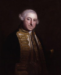 "Titre original :    Artist After Sir Joshua Reynolds (1723–1792) Description British portrait painter Date of birth/death 16 July 1723(1723-07-16) 23 February 1792(1792-02-23) Location of birth/death Plympton, Devon London Work location London, Plympton, Italy Authority control VIAF: 27081216 | LCCN: n84168483 | PND: 118744771 | WorldCat | WP-Person Title Portrait of Edward Boscawen (1711-1761) Date circa 1755(1755) Medium oil on canvas Dimensions 76.2 × 63.5 cm (30 × 25 in) Current location National Portrait Gallery, London Native name National Portrait Gallery Location London Coordinates 51° 30' 33.73"" N, 0° 7' 39.84"" W    Established 1856(1856) Website www.npg.org.uk Notes This set of images was gathered by User:Dcoetzee from the National Portrait Gallery, London website using a special tool. All images in this batch have been confirmed as author died before 1939 according to the official death"