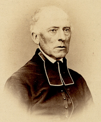 Titre original :    Description Joseph-Sabin Raymond, Roman Catholic priest, professor, vicar general, and author Date c.1860 Source This image is available from the Bibliothèque et Archives nationales du Québec under the reference number P560,S2,D1,P1107 This tag does not indicate the copyright status of the attached work. A normal copyright tag is still required. See Commons:Licensing for more information. Boarisch | Česky | Deutsch | Zazaki | English | فارسی | Suomi | Français | Magyar | Македонски | Nederlands | Português | Русский | Tiếng Việt | +/− Author Livernois Artiste Permission (Reusing this file) Public domainPublic domainfalsefalse This Canadian work is in the public domain in Canada because its copyright has expired due to one of the following: 1. it was subject to Crown copyright and was first published more than 50 years ago, or it was not subject to Crown copyright, and 2. it is a