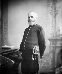 Original title:  Hon. Thomas White, M.P. (Cardwell, Ont.) (Minister of the Interior) b. Aug. 7, 1830 - Apr. 21, 1888.
