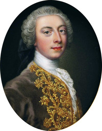 Original title:  Danvers Osborn (1715-1753), by Christian Friedrich Zincke