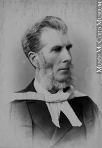 Original title:  Photograph Dr. Cornish, Montreal, QC, 1885 Wm. Notman & Son 1885, 19th century Silver salts on paper mounted on paper - Albumen process 17.8 x 12.7 cm Purchase from Associated Screen News Ltd. II-76113.1 © McCord Museum Keywords: