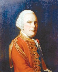 Titre original :    Description English: General Sir James Abercromby (also spelled Abercrombie) Date circa 1759/60 Source Originally downloaded from: http://www.pittsburghlive.com/photos/2004-05-18/0519painting-a.jpg (no longer available) Painting is at Fort Ligonier, source detail given in in image gallery Author Allan Ramsay (1713–1784) Description British painter Date of birth/death 13 October 1713(1713-10-13) 10 August 1784(1784-08-10) Location of birth/death Edinburgh Dover Work location London, Rome, Edinburgh  This is a faithful photographic reproduction of an original two-dimensional work of art. The work of art itself is in the public domain for the following reason: Public domainPublic domainfalsefalse This work is in the public domain in the United States, and those countries with a copyright term of life of the author plus 100 years or fewer. Boarisch | ‪Беларуская (тарашкевіца)‬ | Бъл