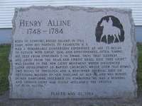 Original title:    Description English: Henry Alline Monument, Nova Scotia Date 21 July 2012 Source Own work Author Hantsheroes