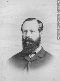 Original title:  Photograph Charles Stanley, Lord Monck, Governor General, Montreal, QC, 1862 William Notman (1826-1891) 1862, 19th century Silver salts on paper mounted on paper - Albumen process 8.5 x 5.6 cm Purchase from Associated Screen News Ltd. I-4437.1 © McCord Museum Keywords:  male (26812) , Photograph (77678) , portrait (