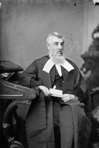 Original title:  Hon. Robert Duncan Wilmot (Speaker