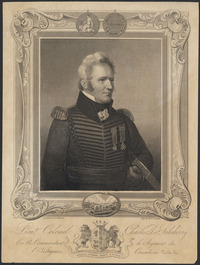 Original title:  Lieut. Colonel Charles De Salaberry.