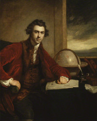 Original title:    Description English: Joseph Banks (1743-1820) Date 1773(1773) Source http://www.csupomona.edu/~larryblakely/whoname/who_banks.htm Author Sir Joshua Reynolds (1723–1792) Description British portrait painter Date of birth/death 16 July 1723(1723-07-16) 23 February 1792(1792-02-23) Location of birth/death Plympton, Devon London Work location London, Plympton, Italy Authority control VIAF: 27081216 | LCCN: n84168483 | PND: 118744771 | WorldCat | WP-Person
