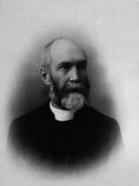 Original title:  George Munro Grant, Principal of Queen's University.