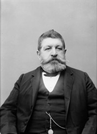 Original title:  Hon. Alexander Walker Ogilvie, (Senator) b. May 7, 1829 - d. March 31, 1902.