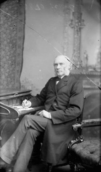 Original title:  Hon. William Berrian Vail, M.P. (Digby, N.S.) b. Dec. 29, 1823 - d. Apr. 10, 1904.