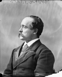 Titre original :  Hon. George Anthony Walkem, Premier of British Columbia.