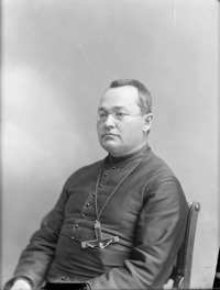 Original title:  Gendreau, P. E. Rev. Father.