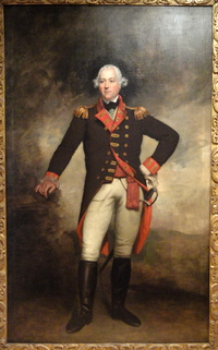 Original title:  File:George Townshend, 4th Viscount and 1st Marquess Townshend, attributed to Gilbert Stuart, c. 1786 - Royal Ontario Museum - DSC00271.JPG - Wikimedia Commons