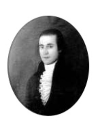 Titre original :    Description Barnabas Bidwell, politician and lawyer of Massachusetts and Upper Canada. Cropped from original to remove frame. Date 19th century Source Bidwell House Museum: http://bidwellhousemuseum.org/index.php/who-is-the-person-in-the-john-brewster-jr-painting/ Author John Brewster, Jr. (1766–1854) Description American painter Date of birth/death 30 May 1766 or 31 May 1766 13 August 1854 Location of birth/death Hampton, Connecticut Buxton, Maine Work location USA Authority control VIAF: 28157253 LCCN: nr92021697 GND: 129693278 ULAN: 500013874 ISNI: 0000 0000 6681 4454 WorldCat Permission (Reusing this file) PD-Art