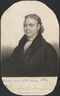 Original title:  Rev. William Black, Halifax, Nova Scotia.