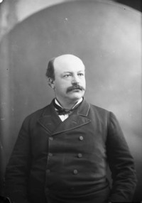 Original title:  Hon. Sir Alexandree Lacoste, Q.C. (Senator) b. Jan. 12, 1842 - d. 1923.