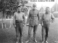 Original title:    Description English: Sinnisiak (left), Inspector Denny LaNauze (centre), Uloqsaq (right). Public domainPublic domainfalsefalse This Canadian work is in the public domain in Canada because its copyright has expired due to one of the following: 1. it was subject to Crown copyright and was first published more than 50 years ago, or it was not subject to Crown copyright, and 2. it is a photograph that was created prior to January 1, 1949, or 3. the creator died more than 50 years ago. Česky | Deutsch | English | Español | Suomi | Français | Italiano | Македонски | Português | +/− Date August 1917 Source http://ww2.glenbow.org/search/archivesPhotosResults.aspx?AC=GET_RECORD&XC=/search/archivesPhotosResults.aspx&BU=&TN=IMAGEBAN&SN=AUTO28283&SE=1755&RN=0&MR=10&TR=0&TX=1000&ES=0&CS=0&XP=&RF=WebResults&EF=&DF=WebResultsDetails&RL=0&EL=0&DL=0&NP=255&ID=&MF=WPEngMsg.ini&MQ=&TI=0&DT=&ST=0&I