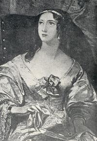 Original title:  Julie de Montgenêt de St. Laurent