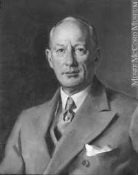 Original title:  Photograph Sir Charles Gordon (?), painting, copied 1928 Wm. Notman & Son 1928, 20th century Silver salts on glass - Gelatin dry plate process 25 x 20 cm Purchase from Associated Screen News Ltd. VIEW-24406 © McCord Museum Keywords:  Art (2774) , Painting (2229) , painting (2226) , Photograph (77678)