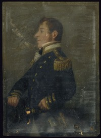Original title:  Portrait of Captain Francis Brockell Spilsbury R.N.