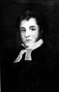 Titre original :  Reverend Brooke Bridges Stevens MA Queenston's first Anglican Rector (image/jpeg)