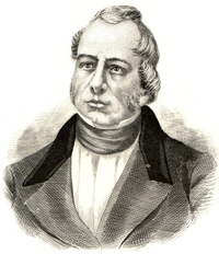 Titre original :    Description Joseph Masson (1791-1847), canadian businessman and politician, homme d'affaires et homme politique canadien Date circa 1880 Source old grave Author nusigned Permission (Reusing this file) Nil