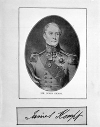 Original title:  Sir James Kempt.
