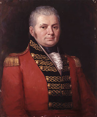 Original title:  John Graves Simcoe.