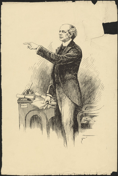 Original title:  Portrait of Sir Wilfrid Laurier.