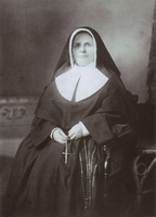 McDONALD (MacDonald, Macdonald), MARY, named Sister Mary Francesca